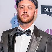 NLD/Hilversum//20170306 - uitreiking Buma Awards 2017, Matt Simon