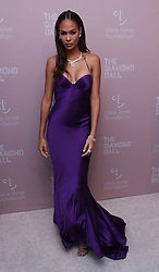 September 15, 2018 - New York City, New York, USA - 9/13/18.Joan Smalls at Rihanna''s 4th Annual Diamond Ball held at Cipriani Wall Street in New York City..(NYC) (Credit Image: © Starmax/Newscom via ZUMA Press)