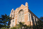 Suzzallo Library, University of Washington, Seattle, Washington