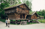 Norwegian Folk Museum exhibits historic buildings, Bygdøy area near Oslo, Norway..Media Usage:.Subject photograph(s) are copyrighted Edward McCain. All rights are reserved except those specifically granted by McCain Photography in writing...McCain Photography.211 S 4th Avenue.Tucson, AZ 85701-2103.(520) 623-1998.mobile: (520) 990-0999.fax: (520) 623-1190.http://www.mccainphoto.com.edward@mccainphoto.com
