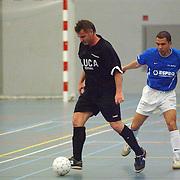 ZVV Hilversum - FC Marlene, Rob Alflen