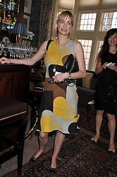 CLEMENTINE FRASER at a lunch in aid of the charity Kids Company held at Mark's Club, 46 Charles Street, London on 3rd October 2011.