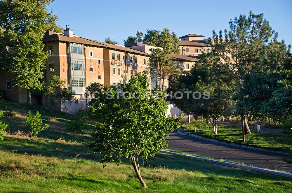 Residence Halls at Soka University