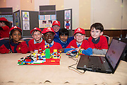 Scoil Chaitriona at the annual Junior FIRST Lego League run by Galway Education Centre, in the Radisson blu Hotel.  Photo:Andrew Downes<br />  Photo:Andrew Downes, XPOSURE