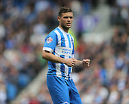 Jake Forster-Caskey during the Sky Bet Championship match between Brighton and Hove Albion and Watford at the American Express Community Stadium, Brighton and Hove, England on 25 April 2015.