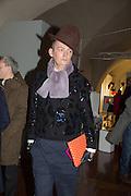JOE BATES, Isabella Blow: Fashion Galore! private view, Somerset House. London. 19 November 2013