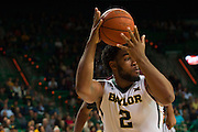 WACO, TX - DECEMBER 9: Rico Gathers #2 of the Baylor Bears drives to the basket against the Texas A&M Aggies on December 9, 2014 at the Ferrell Center in Waco, Texas.  (Photo by Cooper Neill/Getty Images) *** Local Caption *** Rico Gathers