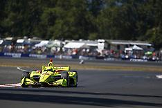 IndyCar Series Grand Prix of Portland - 2 Sept 2018