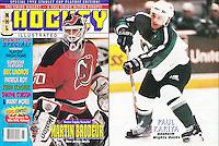 1998: Hockey Illustrated Magazine tearsheet