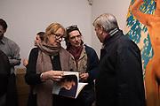 LOUISA BUCK, JEREMY DELLER, Them, Redfern Gallery PV. Cork St. London. 22 January 2020