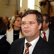 NLD/Naarden/20070406 - Mattheus Passion 2007, premier Jan Peter Balkenende
