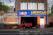 Americain Car Wash, Brussels.