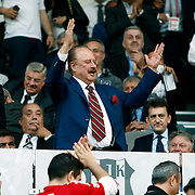Besiktas's and Genclerbirligi's during their Turkish superleague soccer match Besiktas between Genclerbirligi at BJK Inonu Stadium in Istanbul Turkey on Saturday 11 May 2013. Photo by Aykut AKICI/TURKPIX