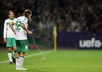 Fotball<br /> Tyskland<br /> 16.09.2008<br /> Foto: Witters/Digitalsport<br /> NORWAY ONLY<br /> <br /> Torsten Frings Bremen<br /> Fussball Champions League SV Werder Bremen - Anorthosis Famagusta
