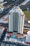 Las vegas residential apartment tower