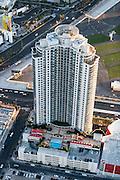 Las vegas residential apartment tower