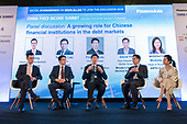 17. Panel discussion 'A growing role for Chinese financial institutions in the debt markets'