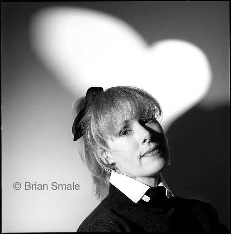 Writer E Jean Carroll.  Photographed by Brian Smale for Elle Magazine. Headline:Writer E Jean Carroll. Photographed by Brian Smale for Elle Magazine.
