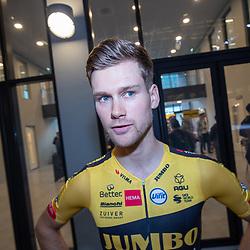 20-12-2019: Wielrennen: Teampresentatie Jumbo Visma: Amsterdam<br />Lennard Hofstede