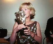 Jane Procter. Tatler post Bafta awards party. Lola's. 1999. © Copyright Photograph by Dafydd Jones 66 Stockwell Park Rd. London SW9 0DA Tel 020 7733 0108 www.dafjones.com