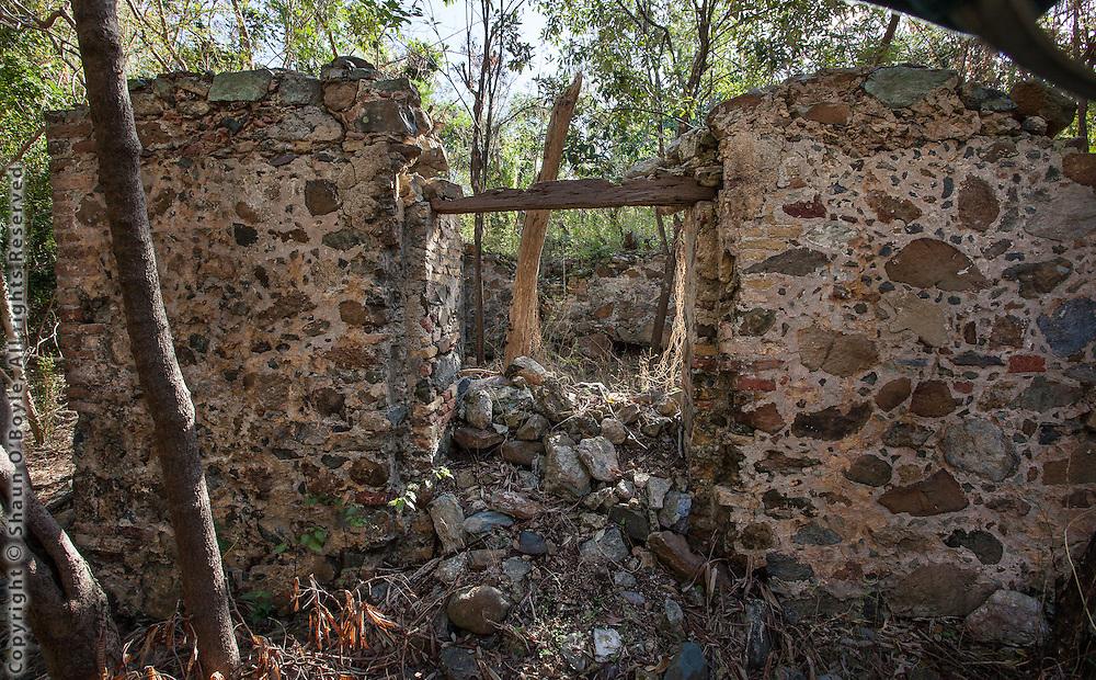 Sieben Ruins, St John, USVI