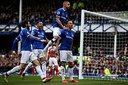 Everton v Arsenal 070419