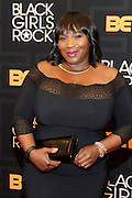 April 1, 2016- Newark, NJ: United States- Media Personality Bevy Smith attends the 2016 Black Girls Rock Red Carpet Arrivals held at NJPAC on April 1, 2016 in Newark, New Jersey. Black Girls Rock! is an annual award show, founded by DJ Beverly Bond, that honors and promotes women of color in different fields involving music, entertainment, medicine, entrepreneurship and visionary aspects.   (Terrence Jennings/terrencejennings.com)