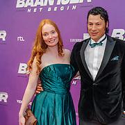 NLD/Amsterdam/20190415 - Filmpremiere première Baantjer het Begin, Poal Cairo en .......