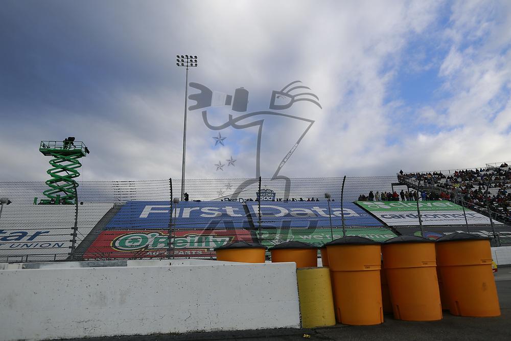 October 29, 2017 - Martinsville, Virginia, USA: \{persons}\ {scene} the First Data 500 at Martinsville Speedway in Martinsville, Virginia.