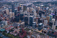 Downtown Core of Calgary