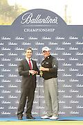 Ballantine's Championship 2011. round 4