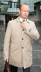 © Licensed to London News Pictures. 21/01/2018. London, UK. UKIP party leader HENRY BOLTON is seen leaving Broadcasting House in London after radio and television appearances. The Uk Independence Part NEC is due to meet today to discuss Henry Bolton's leadership following a number of unfavourable stories about Bolton's private life.  Photo credit: Ben Cawthra/LNP