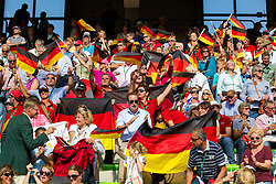 Supporter GER - Alltech FEI World Equestrian Games™ 2014 - Normandy, France.<br /> © Hippo Foto Team - Leanjo De Koster<br /> 31-08-14