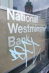 One of many high street banks closures