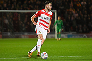 Ben Whiteman of Doncaster Rovers (8) in action during the EFL Sky Bet League 1 match between Doncaster Rovers and Sunderland at the Keepmoat Stadium, Doncaster, England on 23 October 2018.