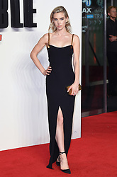 Vanessa Kirby attending the UK premiere of Mission:Impossible Fallout, at the BFI IMAX, Waterloo, London. Photo credit should read: Doug Peters/EMPICS