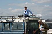 ARCHIE BRAMWELL; JONATHAN BRAMWELL Heythrop Point to Point, Cocklebarrow, 2 April 2017.