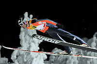 Kombinert<br /> FIS World Cup / Verdenscup<br /> Foto: Gepa/Digitalsport<br /> NORWAY ONLY<br /> <br /> 26.11.2010<br /> Kuusamo Finland<br /> <br /> FIS Weltcup, Nordic Opening. Bild zeigt Magnus Moan (NOR).