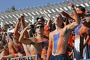 UVa football fans.