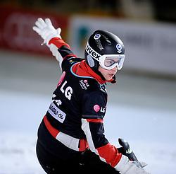 10-10-2010 SNOWBOARDEN: LG FIS WORLDCUP: LANDGRAAF<br /> First World Cup parallel slalom of the season / TUDEGESHEVA Ekaterina RUS<br /> ©2010-WWW.FOTOHOOGENDOORN.NL