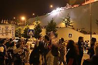 20090510: PORTO, PORTUGAL - FC Porto vs Nacional da Madeira: Portuguese League 2008/2009, 28th round. In picture: Porto supporters celebrating at Alameda do Dragao. PHOTO: Ricardo Estudante/CITYFILES