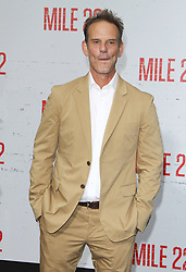 Mille 22 Premiere at The Regency Village Theatre in Westwood, California on 8/9/18. 09 Aug 2018 Pictured: Peter Berg. Photo credit: River / MEGA TheMegaAgency.com +1 888 505 6342