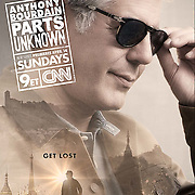 Peter Ruprecht photographed the campaign for the new Anthony Bourdain show, Parts Unknown on CNN.