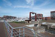 Haven van Scheveningen, Den Haag, Zuid Holland - Scheveningen Harbour, near The Hague, Netherlands