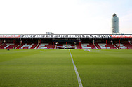 Griffin Park during the EFL Sky Bet Championship match between Brentford and Nottingham Forest at Griffin Park, London, England on 16 August 2016. Photo by Matthew Redman.