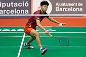 Badminton-BWF Tour Super 300-Barcelona Spain Master-Feb 18, 2020
