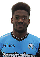 Maki Tall during the during photoshooting of Tours FC for new season 2017/2018 on October 5, 2017 in Tours, France<br /> Photo : Tours FC / Icon Sport