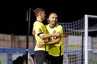 Richie Bennett. Guiseley AFC 1-5 Stockport County FC. Pre-Season Friendly. 15.9.20