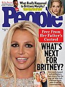 October 06, 2021 - WORLDWIDE: Britney Spears Covers People Magazine