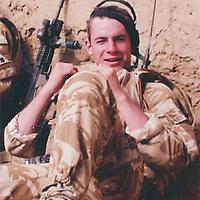 Soldier Aaron Black